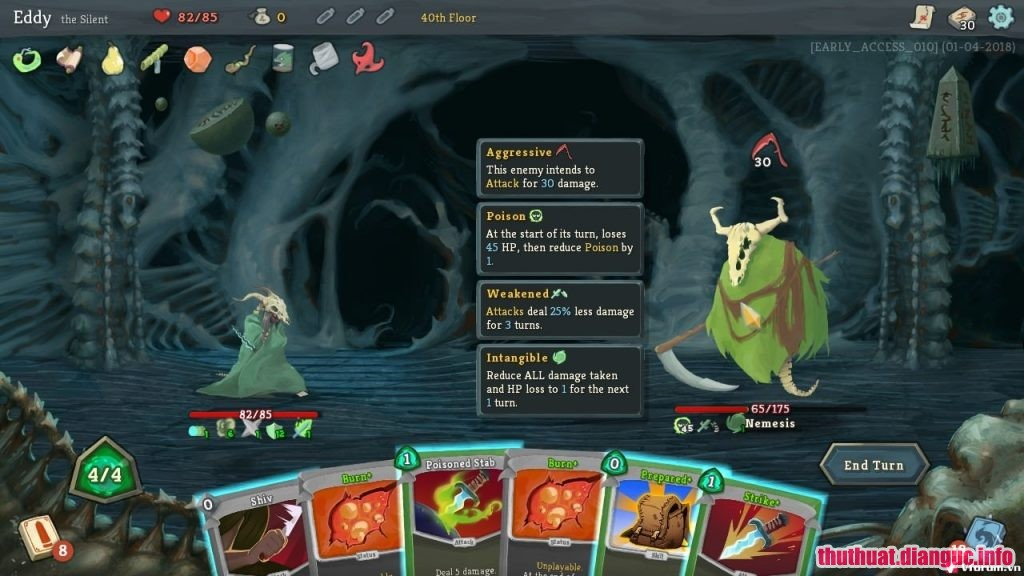 Slay the Spire Free Download, Tải Game Slay the Spire Full Crack,