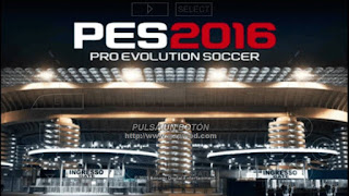 PES 2016 Panda Patch by Ascend DeGea (PSP Android)