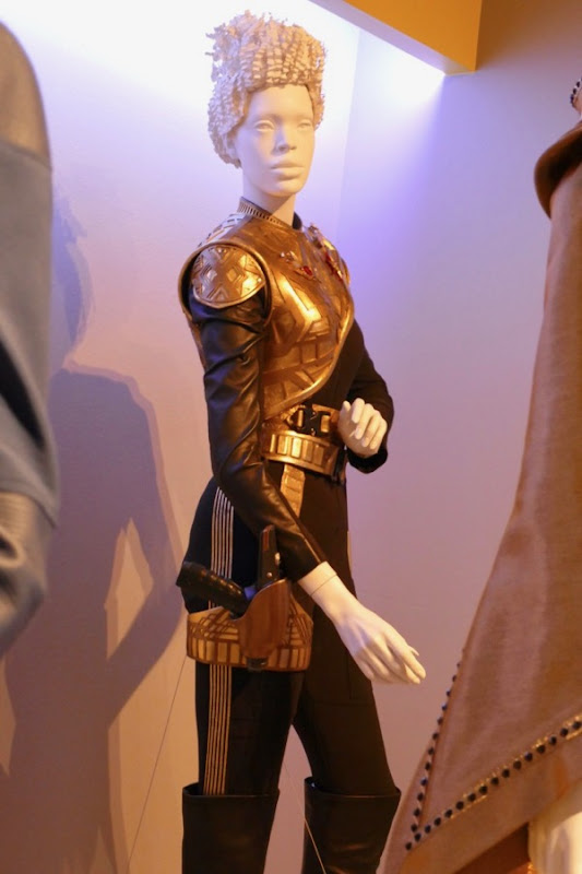 Star Trek Discovery Michael Burnham Mirror Universe costume