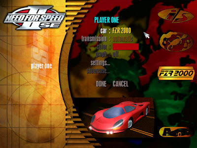 Need For Speed 2  Download Full Setup