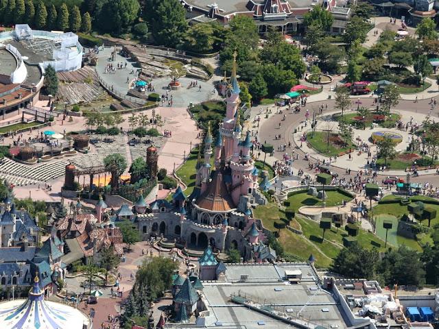 Panorámica de Disneyland París