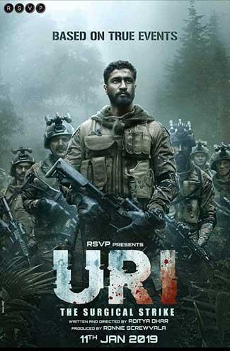 Uri - The Surgical Strike 2019 Full Hindi Movie Download