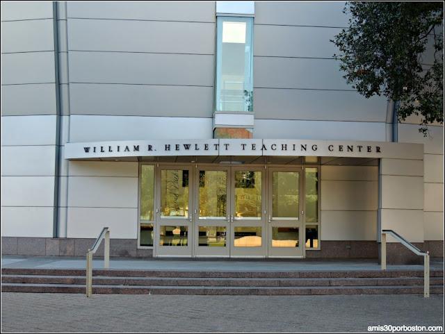 Edificio William R. Hewlett Teaching Center, Universidad de Stanford