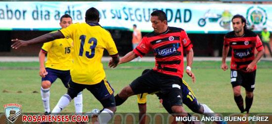 Cúcuta no pasó del empate ante Colombia   Rosarienses, Villa del Rosario