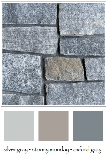 Let S Say You Ve Purchased This Monochromatic Hyde Park Stone For Your Fireplace A Short Time Later Installation Is Complete Step Back And Look