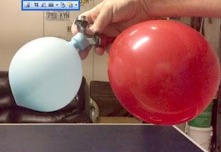 Το πρόβλημα των δύο μπαλονιών