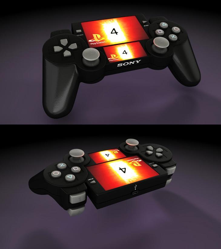 PS4: Advance Controller Prototype ~ InfoTech  PS4: Advance Co...