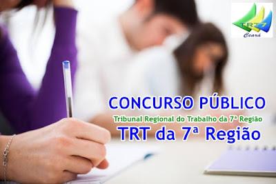 apostila Concurso Público TRT Ceará 2017