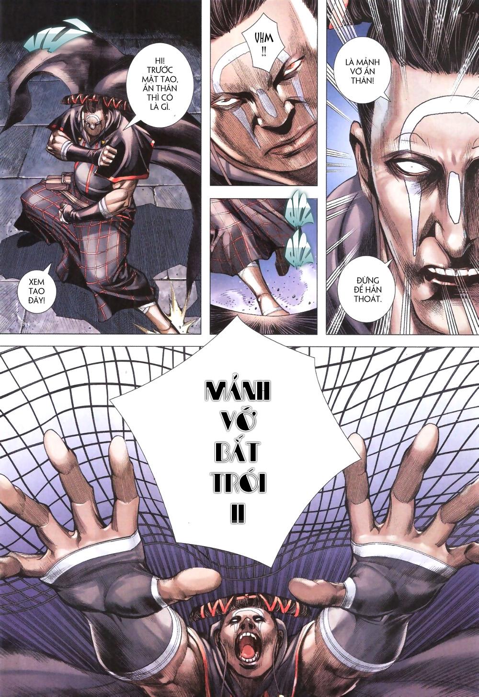 Đại Quân Phiệt chap 9 trang 9