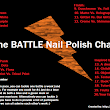 LACQUERED TIPS: The Battle Nail Polish Challenge