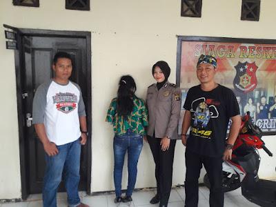 Tekab 308 Polsek Batanghari Nuban Ringkus Pengguna Narkoba Warga Babatan Lampung Selatan