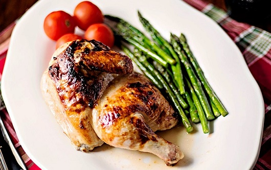 how to cook chicken on the stove with butter