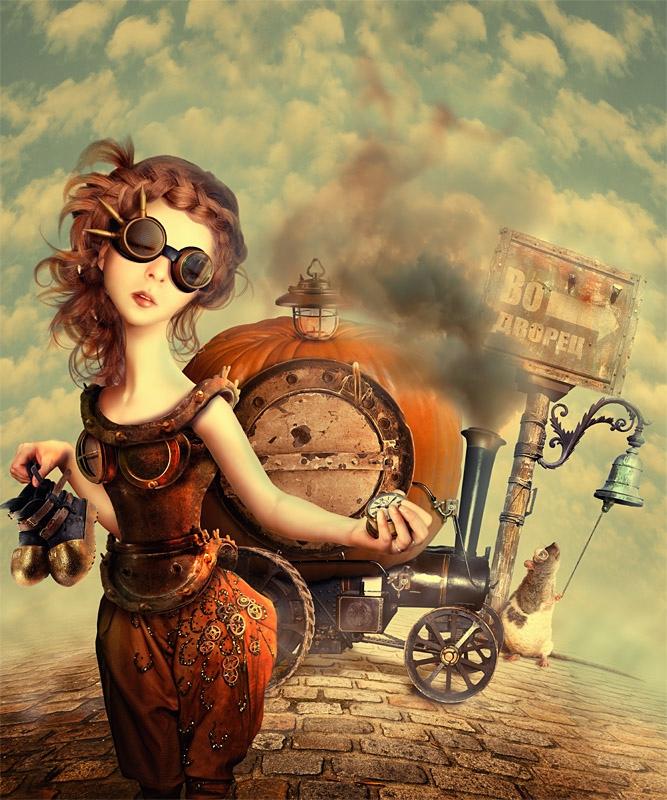 12-Cinderella-Story-Steampunk-LLen29-www-designstack-co