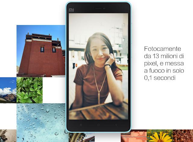 fotocamera XIAOMI Mi4C