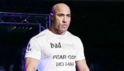 Fakta  Tentang Amokrane Sabet, Petarung MMA yang Tewas Ditembak Polisi