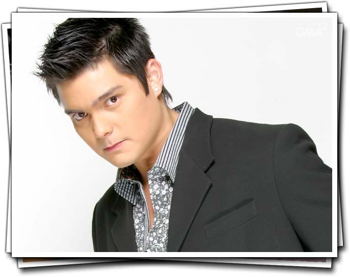Dingdong Dantes GMA Network Kapuso Star - Jose Sixto ...