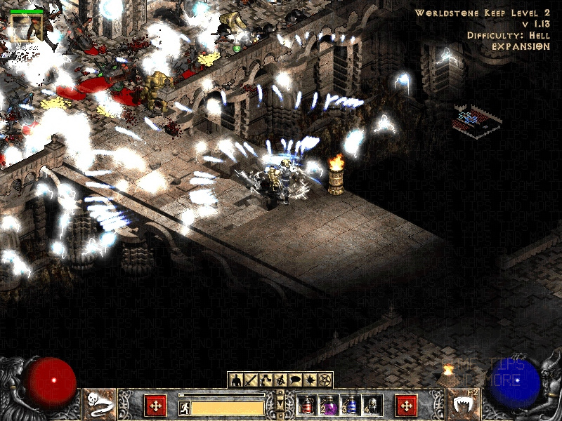 The Game Tips And More Blog: Diablo 2 - Ladder Reset May