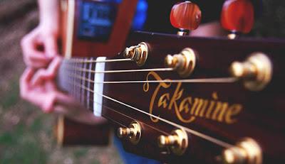 Lịch sử hình thành của cây đàn guitar takamine