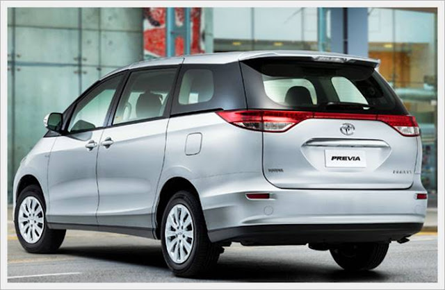 2017 Toyota Previa Review