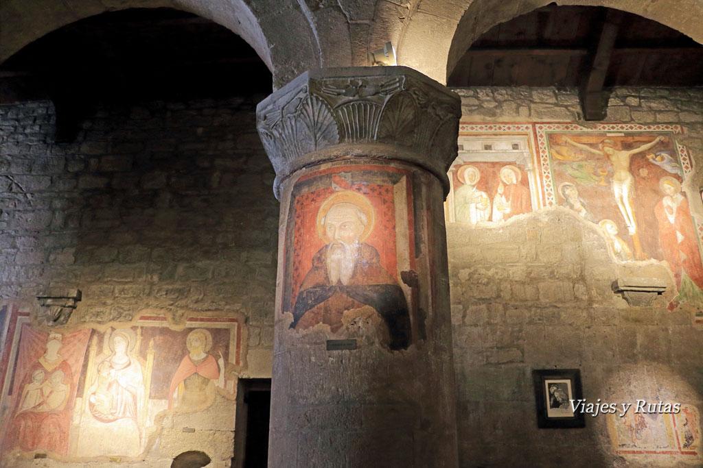 Iglesia parroquial de San Jorge, Vigoleno