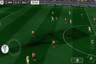 FTS 19 Full League Asia V2