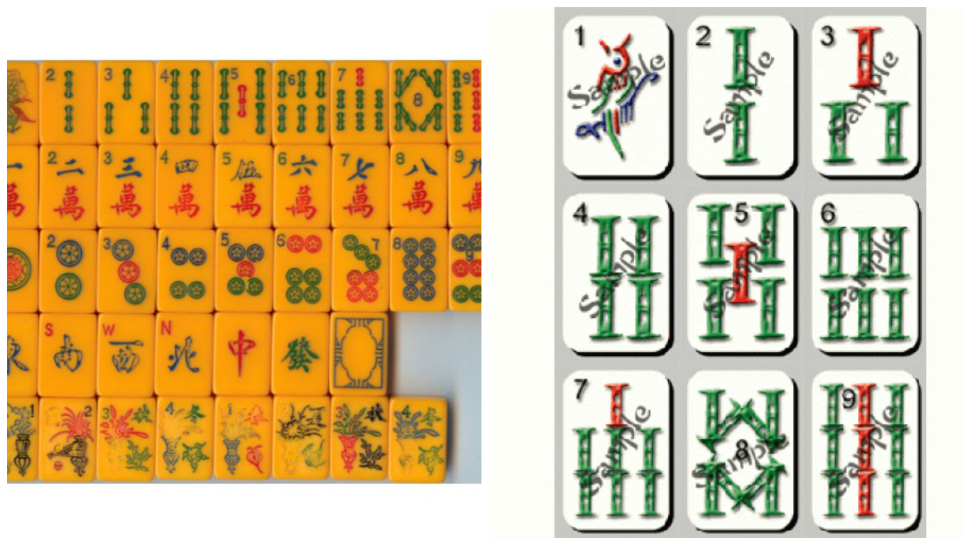 Get involved in the interesting Chinese World of Mahjong Tiles game!