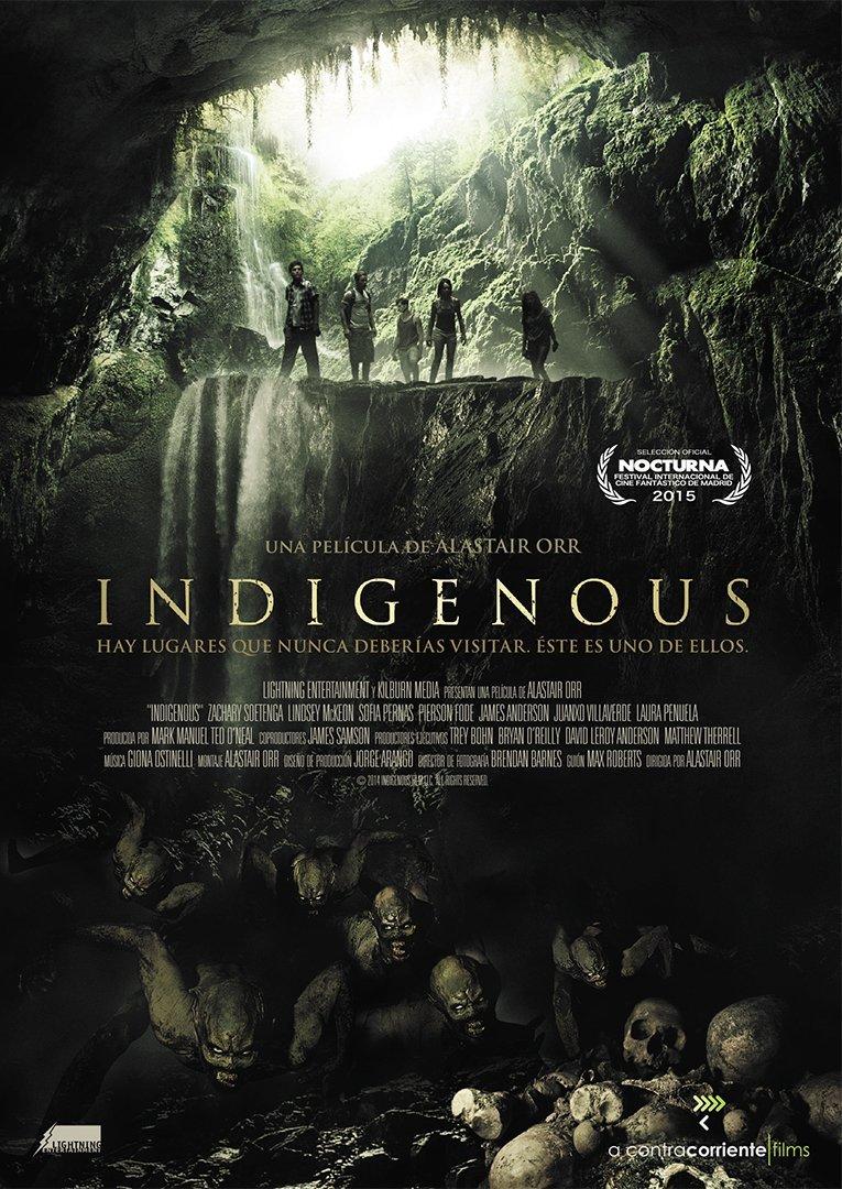 Nonton Film Indigenous (2014)