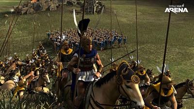 تحميل لعبة total war arena للحاسوب