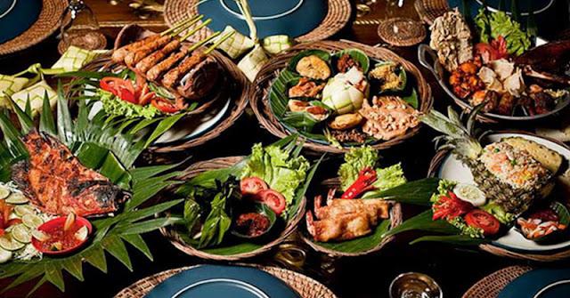 kuliner, kamboja, kuliner nusantara, warung bali, makanan bali