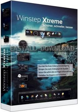 Winstep Xtreme 17.1.0.1212 [Full Crack] โปรแกรมจัดระเบียบหน้าจอคอม