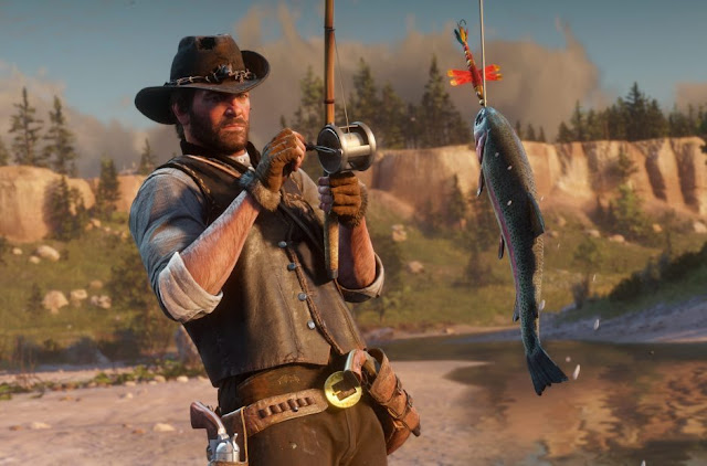 لعبة Red Dead Online تحصل على تحديثها 1.05 التقني