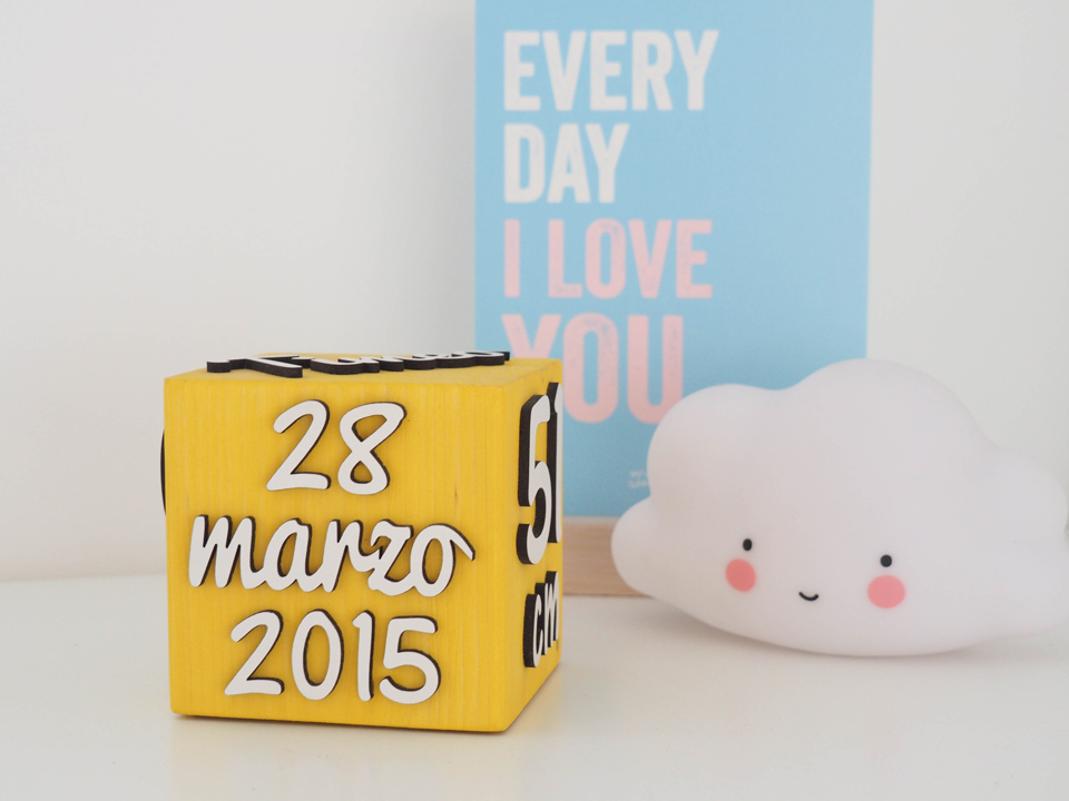 Maternité: Darabita cubes souvenir