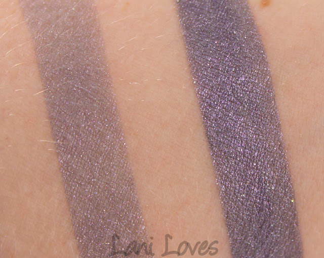 Notoriously Morbid Frank Eyeshadow Swatches & Review