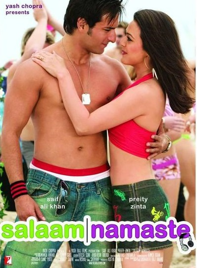 Salaam Namaste 2005 Hindi Movie 500MB BluRay 480p Free Download