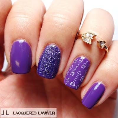Sultry Sagittarius Nails
