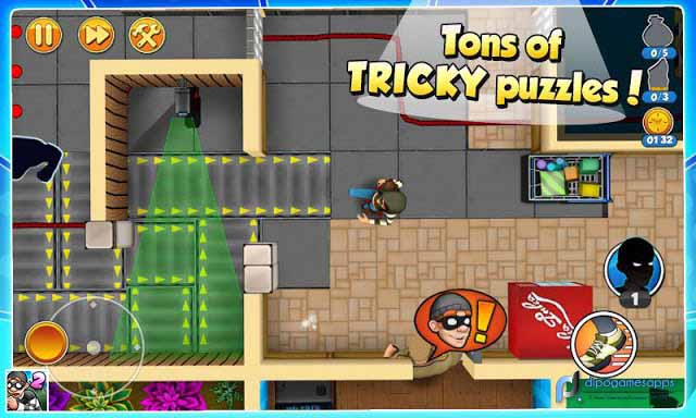 Download Robbery Bob 2: Double Trouble APK (MOD, Unlimited Coins)  News Version
