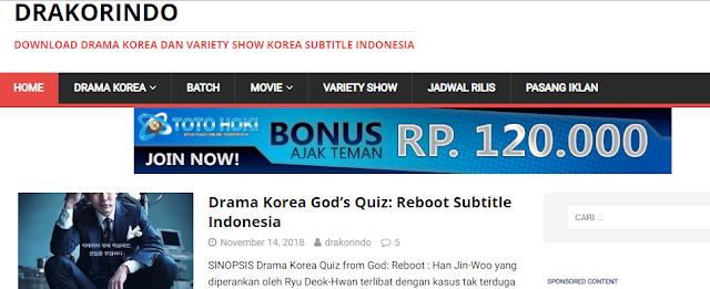 5 Situs Download Drama Korea Terlengkap Gratis Terbaru