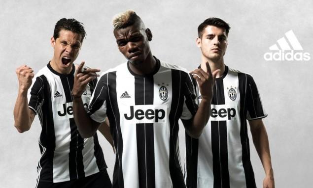 Jersey Baru Juventus 2017