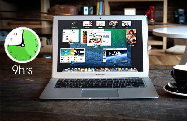 Spesifikasi Apple MacBook Air MJVM2 11 inch Silver 3