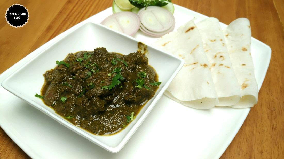 Pandi Curry with Akki Roti@ The Route 42 | Koramangala | Bangalore