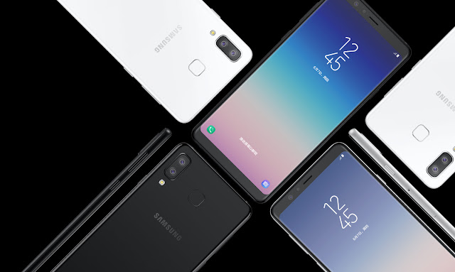 Samsung Galaxy A9 Star dengan Snapdragon 660
