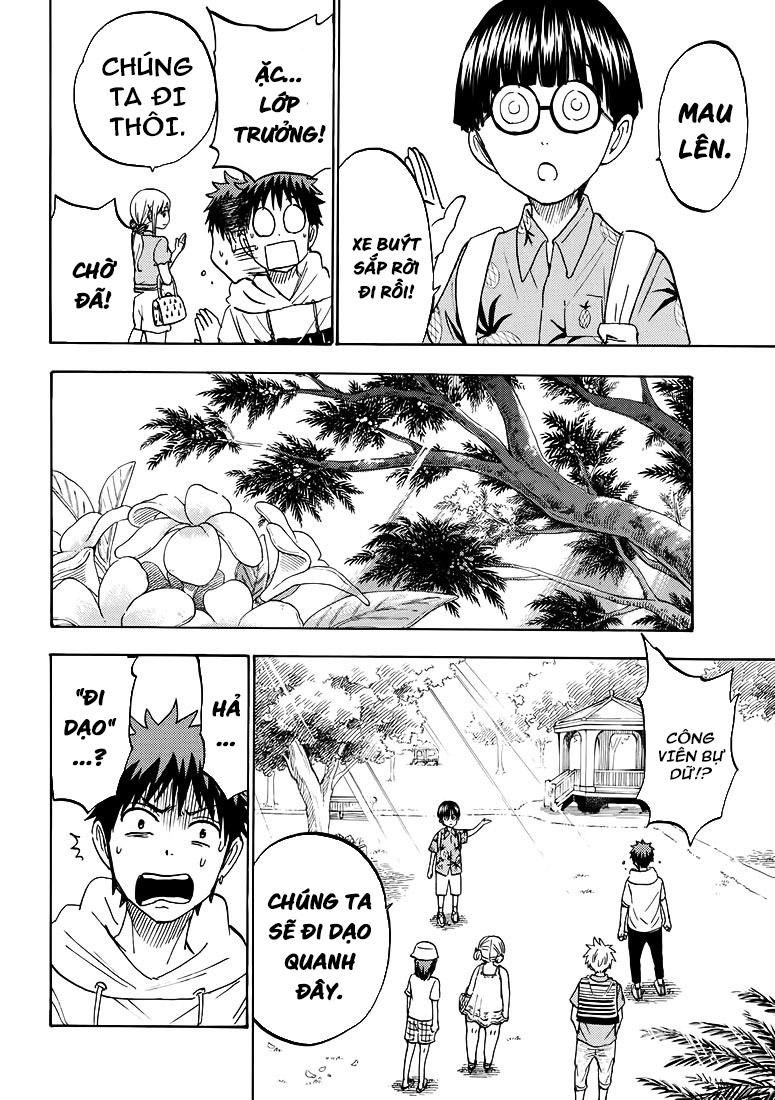 Yamada-kun to 7-nin no majo chap 200 Trang 13 - Mangak.info