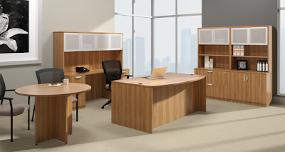 Light Wood Office Furniture
