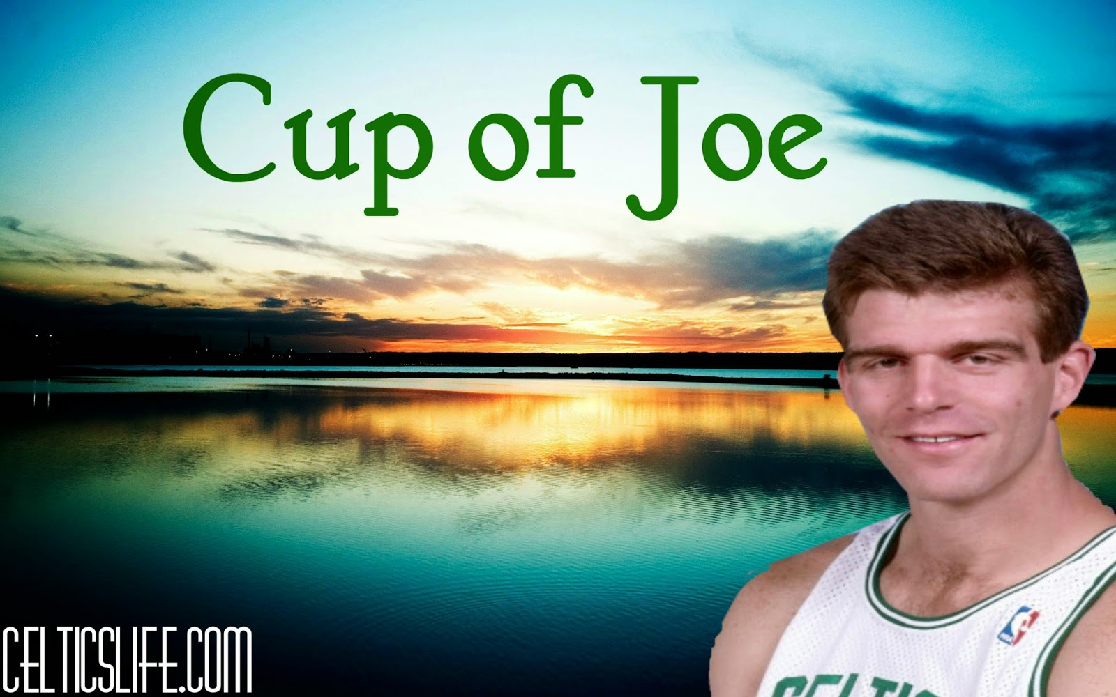 Cup Of Joe. Doc Likes The Rebuild.