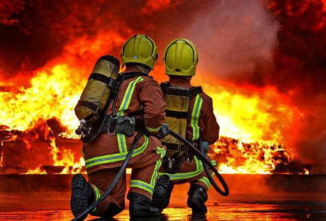 Fire guts 40 lock-up shops at Ladipo Auto-Market