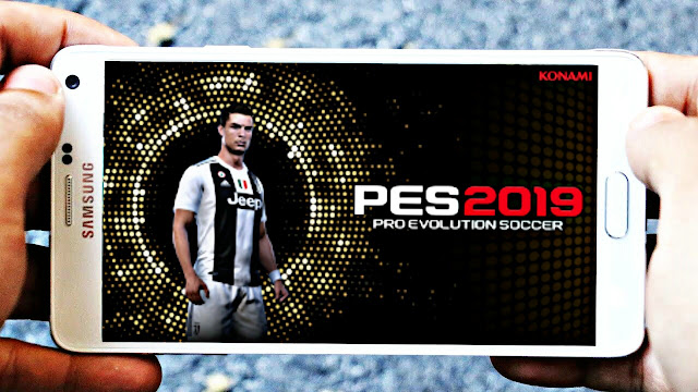 PES 2019 MOD FTS Android Offline 300 MB New Transfer Update HD Graphics