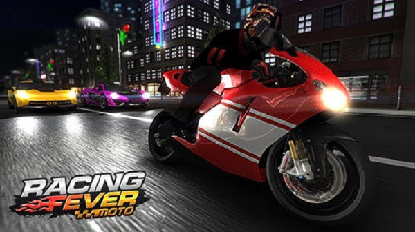 Download Racing Fever Moto Mod Apk Game