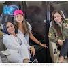 Maia Estianty Terbang ke Malang Naik Jet Pribadi Demi Makan Bakso, Sosok Pria Ini Curi Perhatian