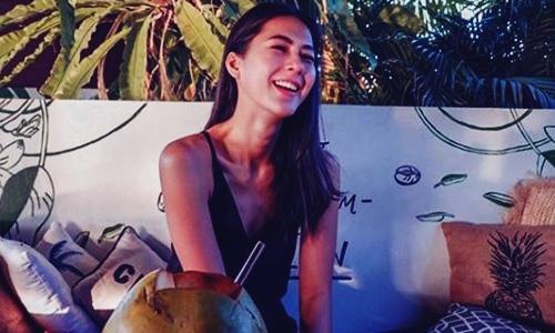 yaitu seorang model berbakat Indonesia Biodata Paula Verhoeven Si Model dari Semarang Calon Istri Baim Wong