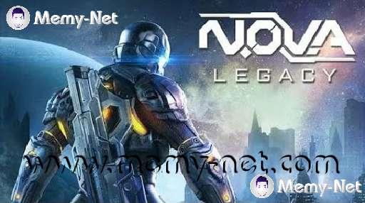 تحميل لعبة N.O.V.A Legacy لهواتف اندرويد